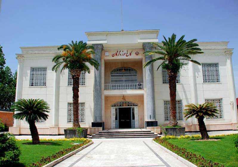 کاخ موزه گرگان، یکی از موزه های زیبای جهان