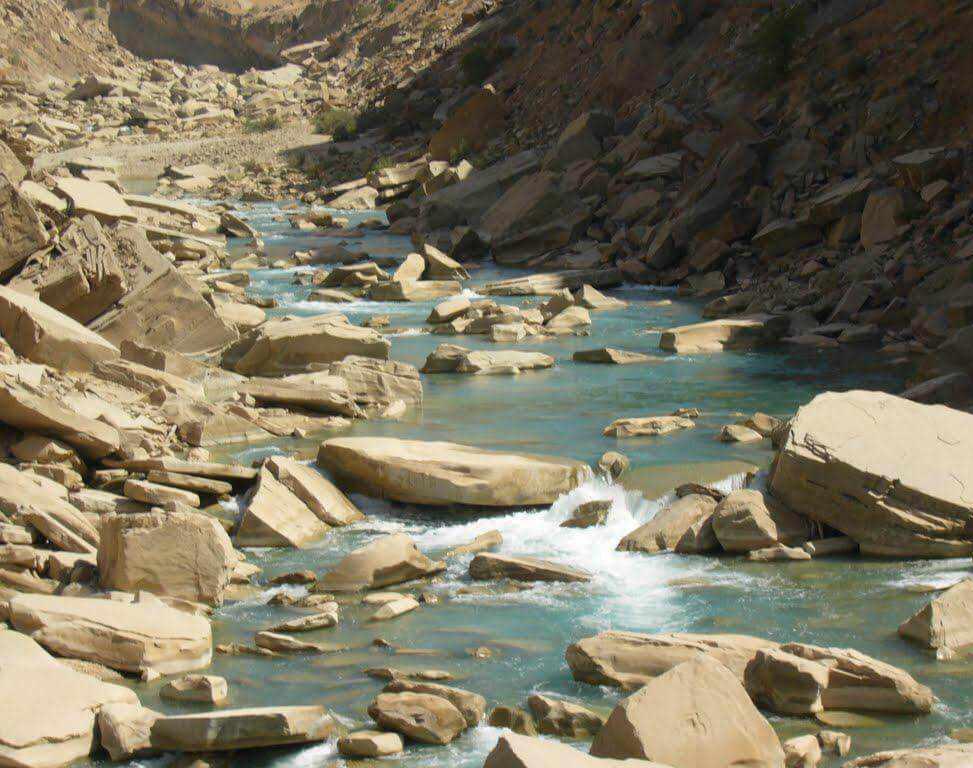 رود دالکی، رودی به بلندای شیراز تا بوشهر