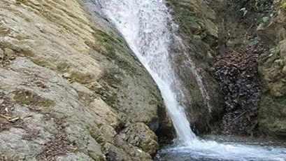 پیپ، آبشار پلکانی لاشار