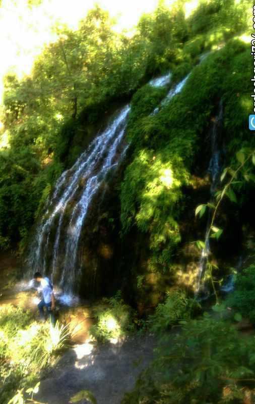 آبشار لاشو کجاست