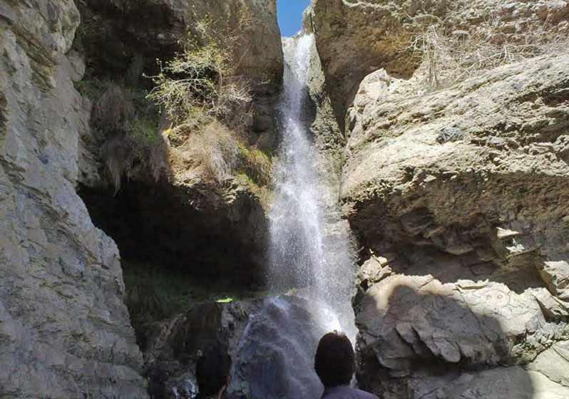 کوهک، شرقی ترین آبشار زیبای ایران