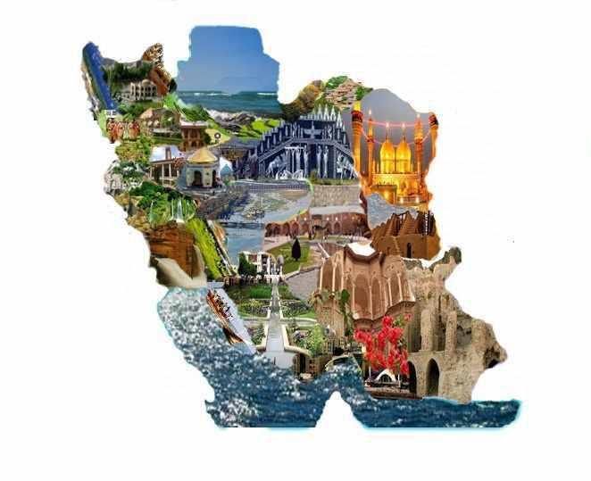صنعت گردشگری در ایران