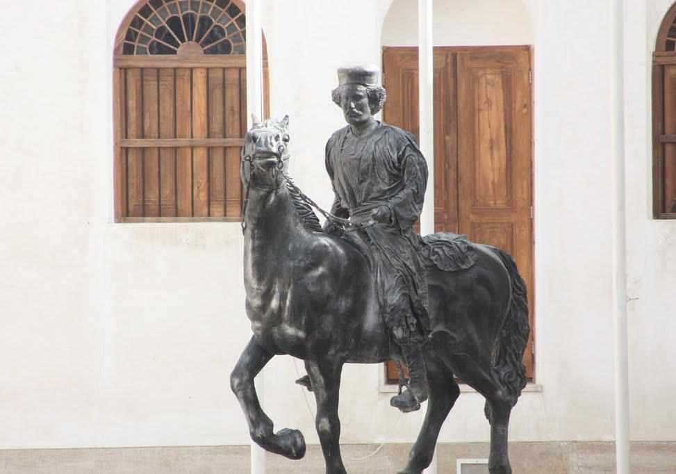 موزه خانه رئیسعلی دلواری، میراث مجاهدی دلیر