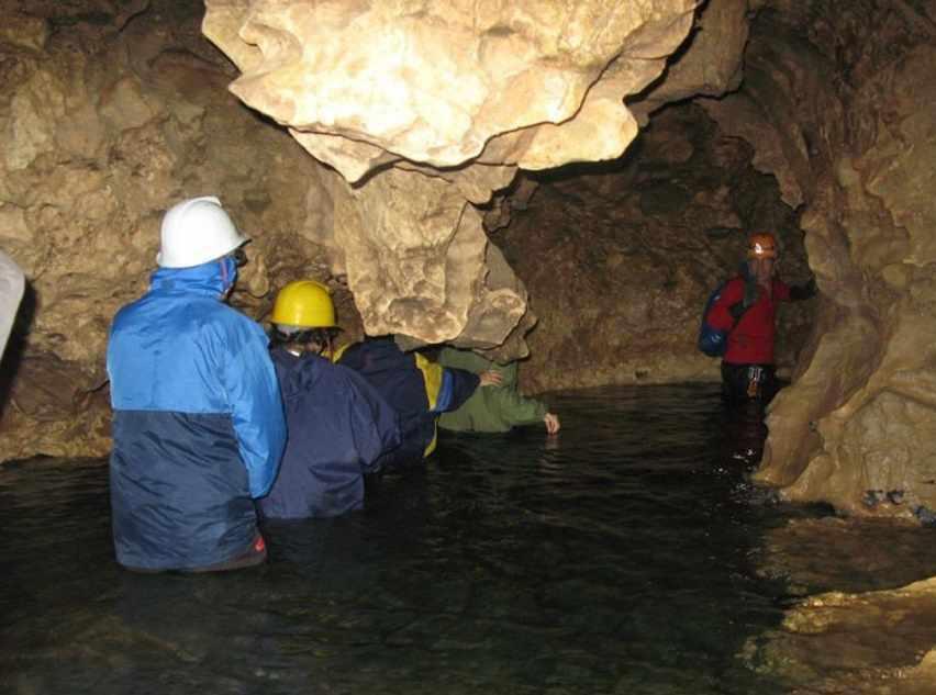 غار آبی دانیال مازندران، دومین غار بزرگ رودخانه ای ایران