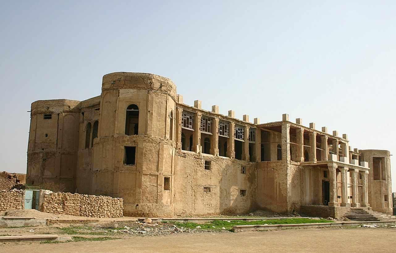 عمارت تاریخی ملک، عمارتی به قدمت قاجار