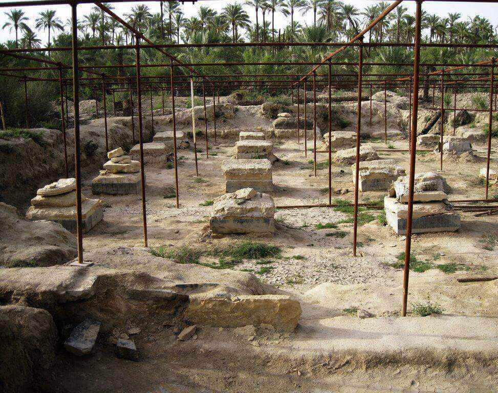 کاخ بردک سیاه، کاخ داریوش اول