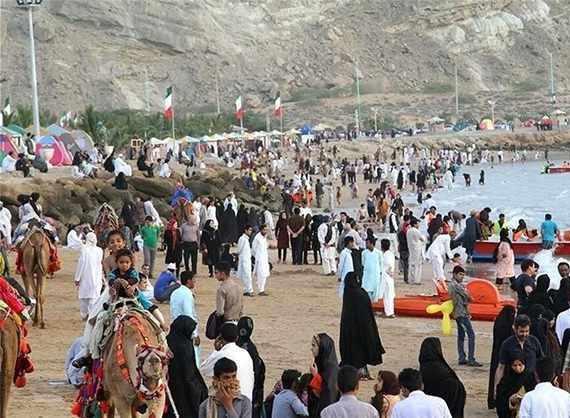 بندر و دریای چابهار، بهشت جاودان ایران