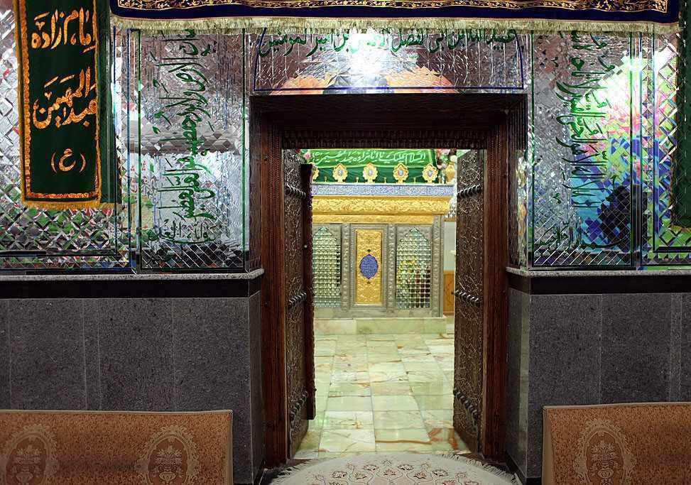 امامزاده عبدالمهین