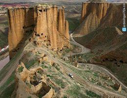 قلعه بهستان، قلعه ای عجیب با داستان های خارق العاده