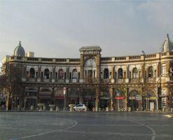 میدان حسن آباد، سفری به گذشته تهران