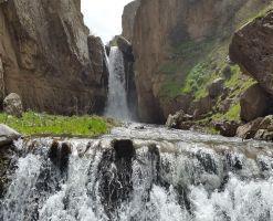 آبشار طارم هشترخان