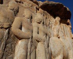 نقش رجب، یادگار دوران ساسانی