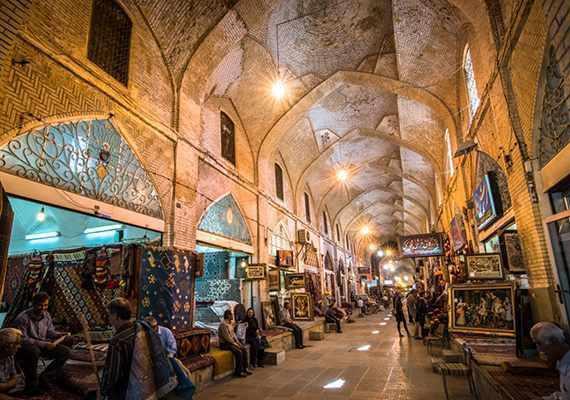 بازار تهران، قلب تپنده تجارت ایران