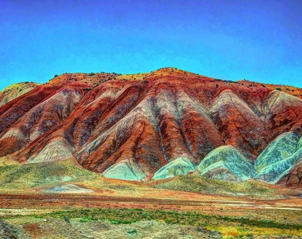 کوههای آلاداغلار زنجان