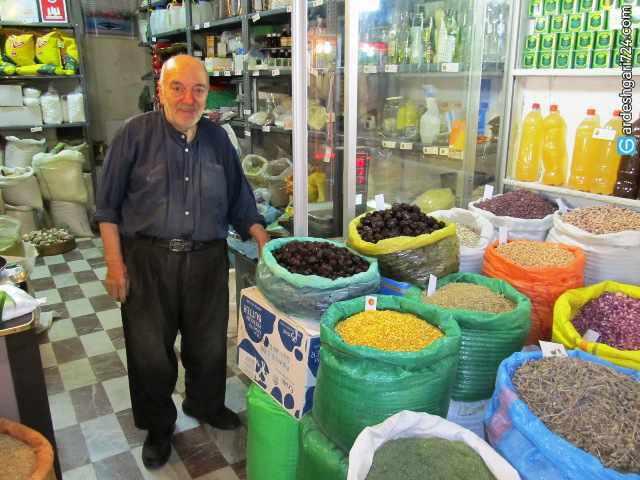 بازار زنجان، یادگاری از دوران قاجار