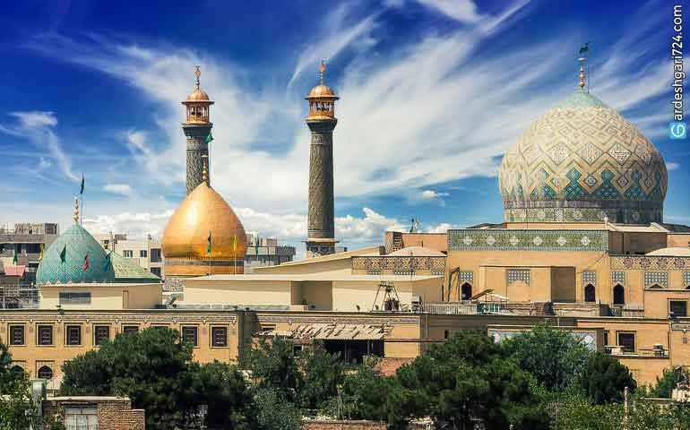 شاه عبدالعظیم، زیارتگاهی در جنوب تهران