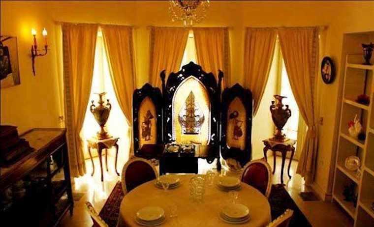 موزه رجعت و عبرت (کاخ مادر شاه)