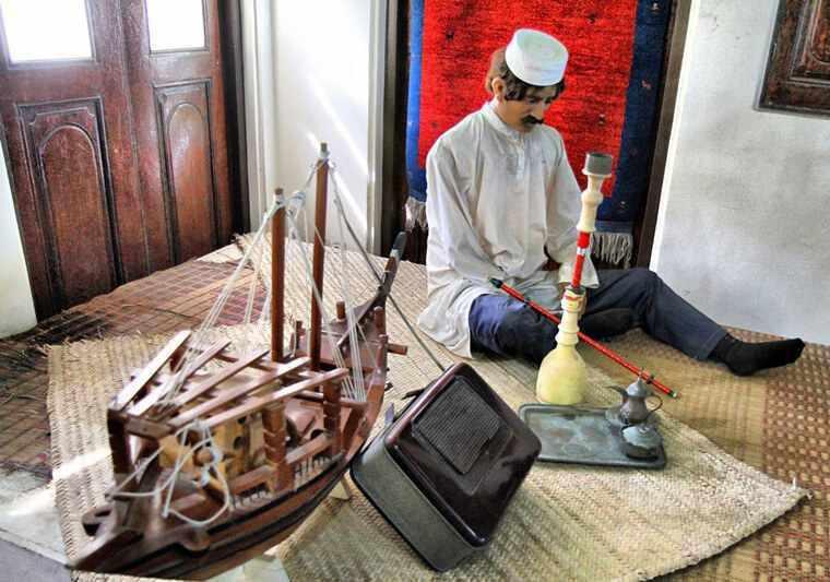 موزه مردم شناسی بوشهر، موزه ای ساحلی