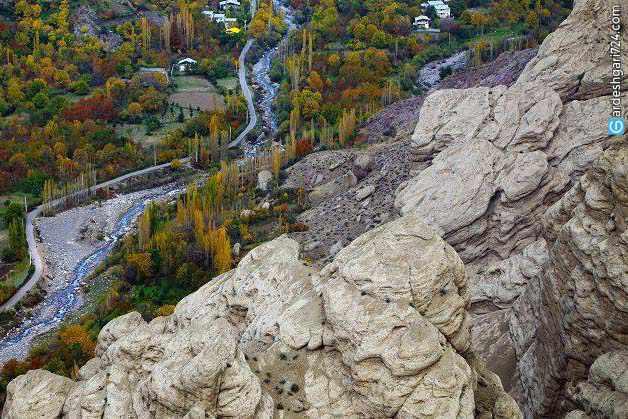 دره اندج رود، لذت از طبیعتی منحصر به فرد