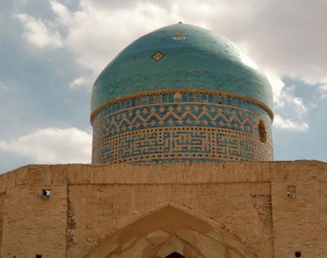 بقعه ملا حسن کاشی، یادگار دوران ایلخانی