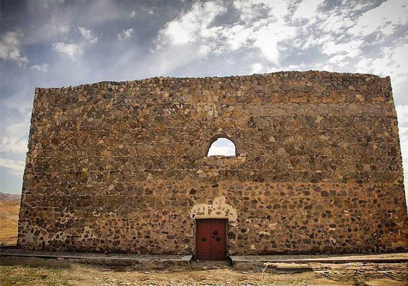زندان هارون، معماری زیبای یک زندان!