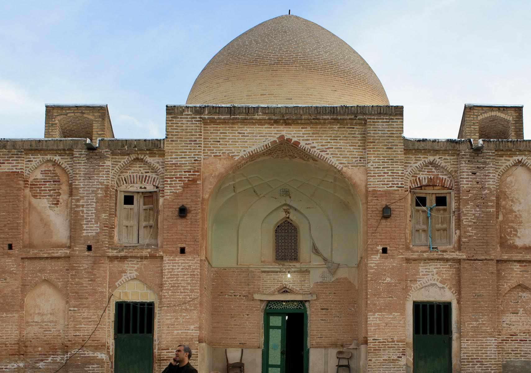 امامزاده علاءالدین، هویت فرهنگی یک روستا