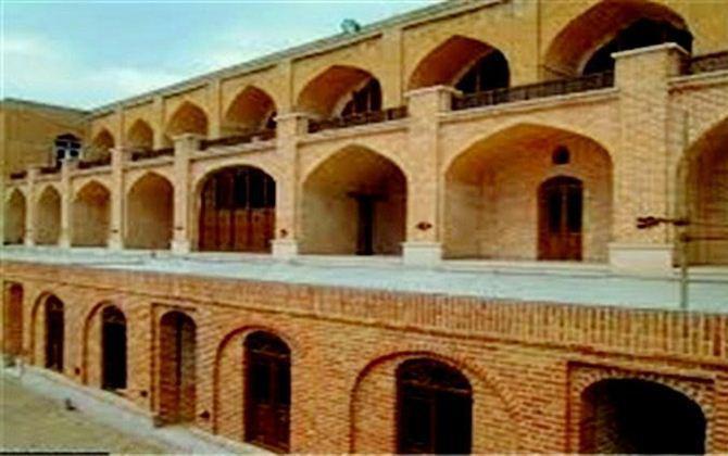 مدرسه مولاوردی خانی قزوین