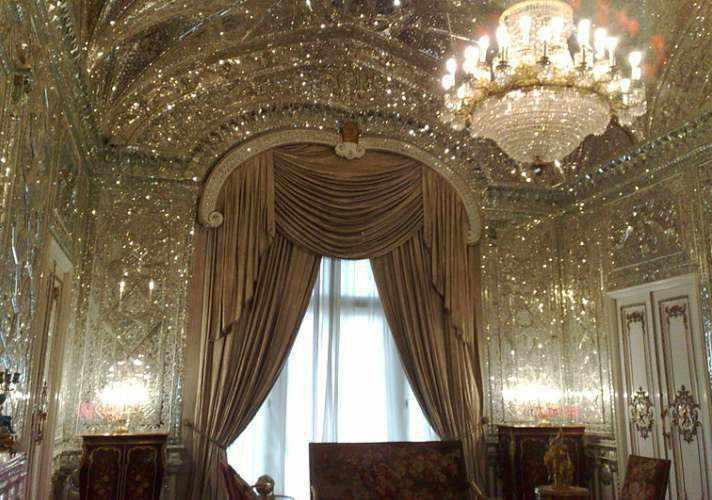 کاخ سبز یا بهشت کلکسیون اشیاء قیمتی