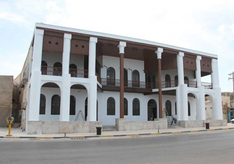عمارت امیریه، دارالحکومه بوشهر