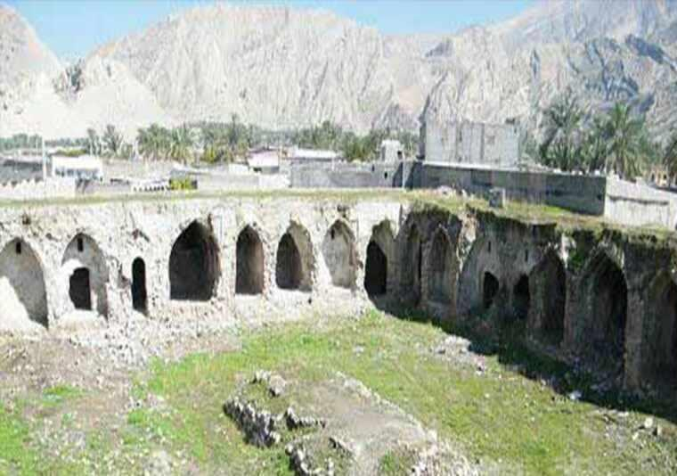 کاروانسرای دالکی، یادگار دوران قاجار