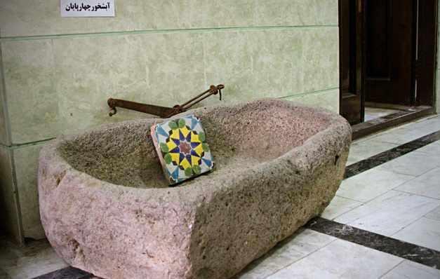 عمارت سپهدار قزوین