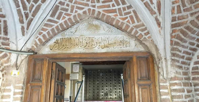 مسجد مهرآباد بناب