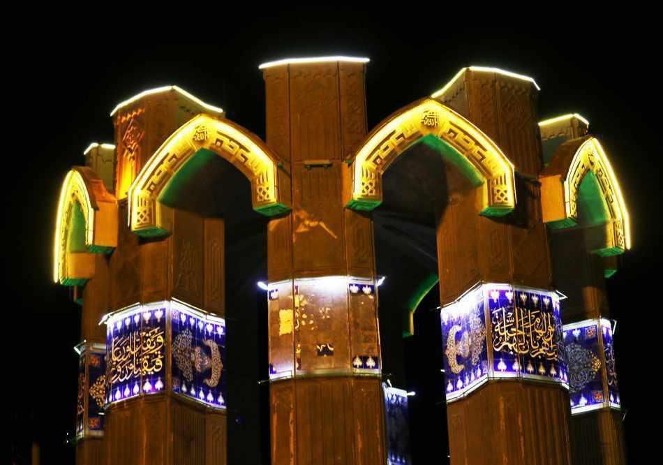 مقبره عینالی تبریز، آرامگاهی بر فراز کوه عینالی