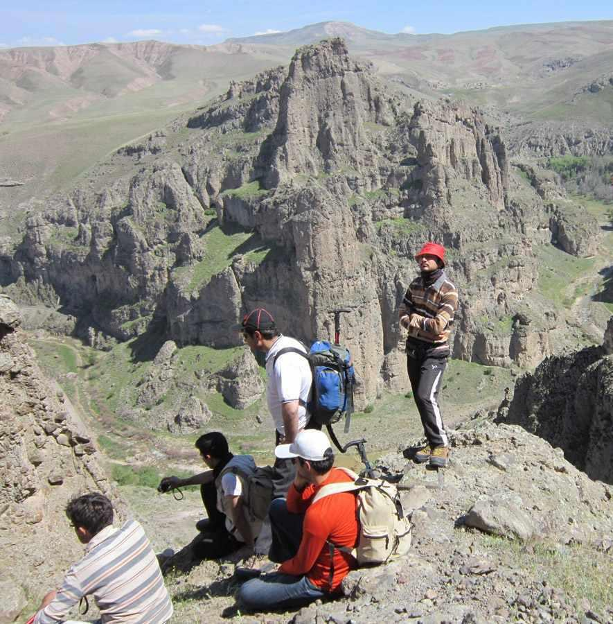 روستای مجارشین، میرزانشین اسکو