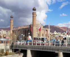 مسجد صاحب الامر تبریز، موزه قرآن و کتابت تبریز