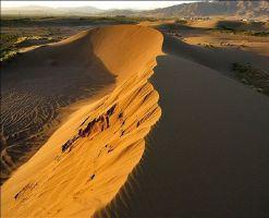 کویر قوم تپه تبریز، کویر زیبای آذربایجان