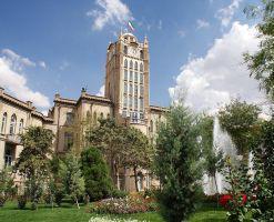کاخ موزه شهرداری تبریز، کاخی در شهر نخستین ها