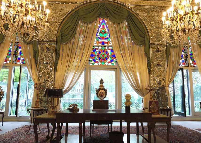 کاخ صاحبقرانیه، پر اسم و رسم ترین در بین کاخ ها
