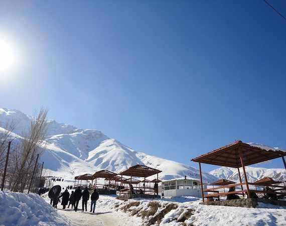 پیست اسکی پیام، از قدیمی ترین پیست های اسکی ایران