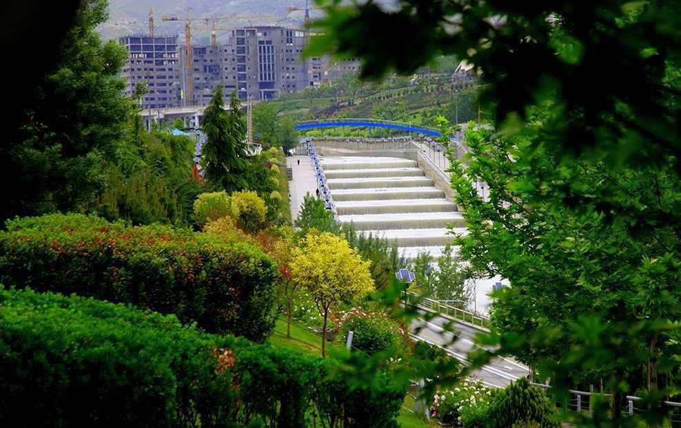 بوستان جوانمردان ایران