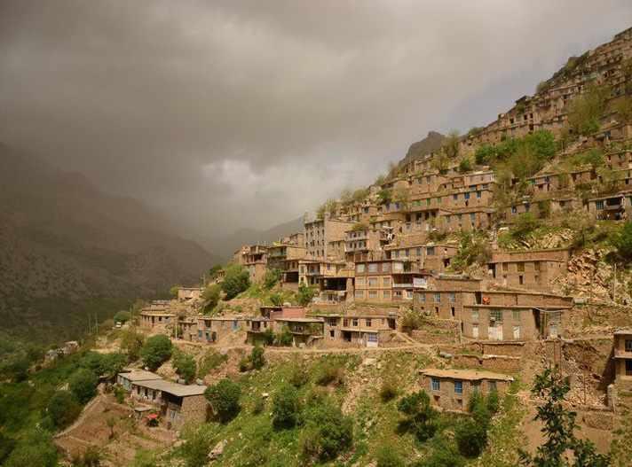 روستای اورامان تخت، ماسوله کردستان و سرزمین خورشید