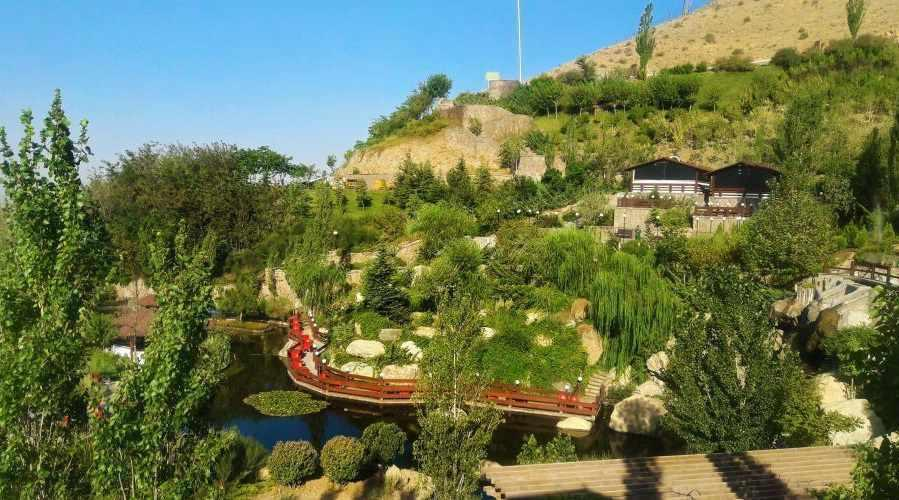 پارک آبشار تهران، پارکی با جاذبه های متنوع