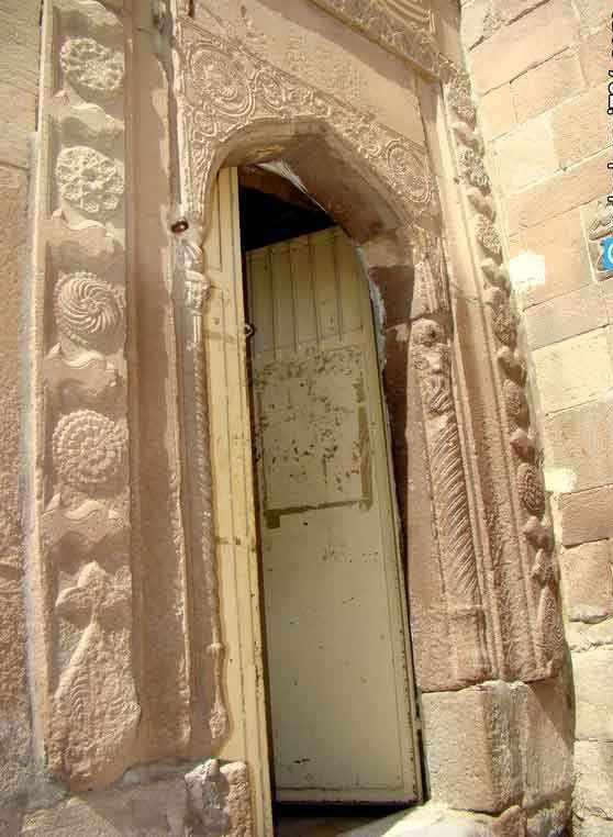 مسجد سنگی ترک