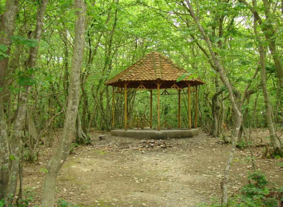 پارک جنگلی سراوان