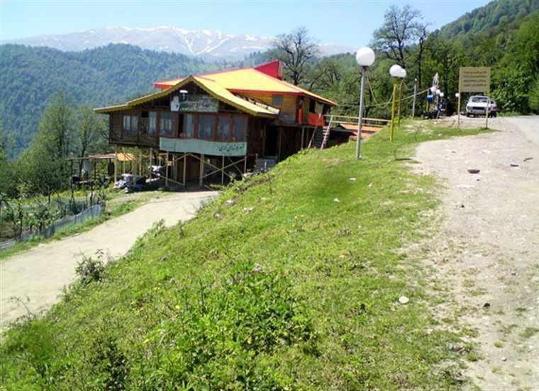 هتل ییلاقی خانی ماسال