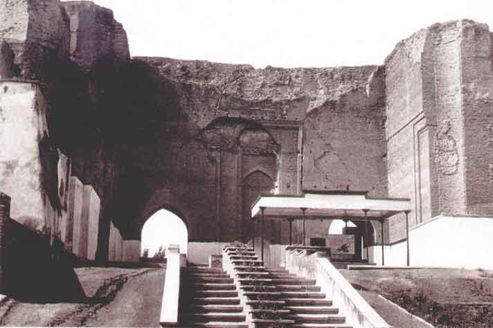ارگ علیشاه تبریز