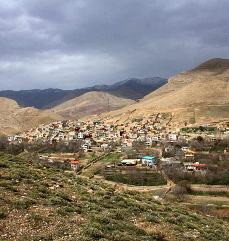 روستای فشند