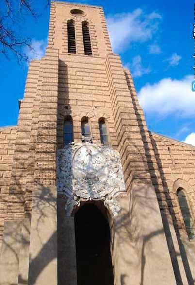 کلیسای کاتولیک های تبریز
