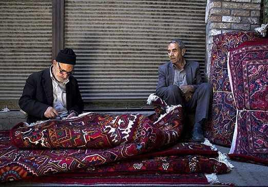 بازار فرش تبریز، بازاری بی نظیر