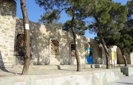 قلعه صمصام، دژ دفاعی قاجاریه
